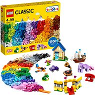 LEGO Classic 10717 Bricks Bricks Bricks - LEGO stavebnica