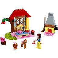 LEGO Juniors 10738 Snehulienkina chalúpka v lese - Stavebnica