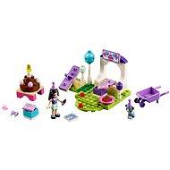 LEGO Juniors 10748 Emma a oslava pre maznáčikov - Stavebnica