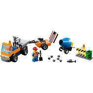 LEGO Juniors 10750 Cestné opravárske vozidlo - Stavebnica