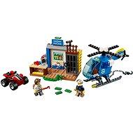 LEGO Juniors 10751 Policajná naháňačka v horách - Stavebnica
