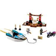 LEGO Juniors 10755 Prenasledovanie v Zaneovom nindža člnu - Stavebnica