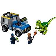 LEGO Juniors 10757 Vozidlo pre záchranu Raptora - Stavebnica