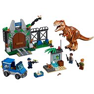 LEGO Juniors 10758 Útek T. Rexa - Stavebnica