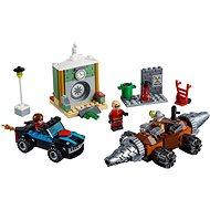 LEGO Juniors 10760 Banková lúpež Podkopávača - Stavebnica