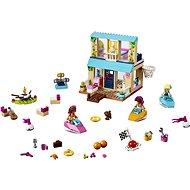 LEGO Juniors 10763 Stephanie a jej dom u jazera - Stavebnica