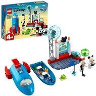LEGO® | Disney Mickey and Friends 10774 Myšiak Mickey a Myška Minnie ako kozmonauti - LEGO stavebnica