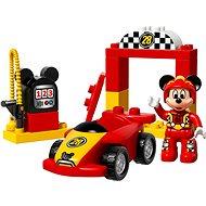 LEGO DUPLO Disney TM 10843 Mickeyho pretekárske auto - Stavebnica