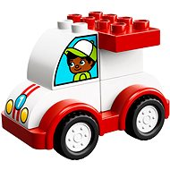 LEGO DUPLO My First 10860 Moje prvé pretekárske auto - Stavebnica
