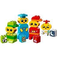 LEGO DUPLO My First 10861 Moje prvé pocity - Stavebnica