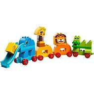 LEGO DUPLO My First 10863 Moja prvá škatuľa so zvieratkami - Stavebnica