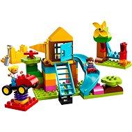 LEGO DUPLO My First 10864 Veľký box s kockami na ihrisko - Stavebnica
