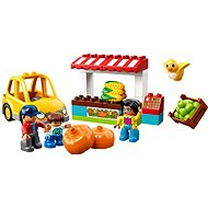 LEGO DUPLO Town 10867 Farmársky trh - Stavebnica