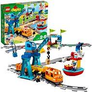 LEGO DUPLO 10875 Nákladný vlak - Stavebnica