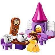 LEGO DUPLO Princess 10877 Bella a čajový večierok - Stavebnica