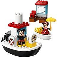 LEGO DUPLO 10881 Mickeyho loďka - Stavebnica