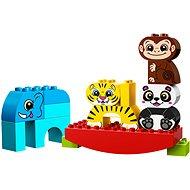 LEGO DUPLO My First 10884 Moje prvé hojdacie zvieratká - Stavebnica