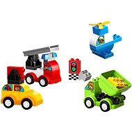 LEGO DUPLO My First 10886 Moje prvé vozidlá - Stavebnica