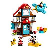 LEGO DUPLO Disney 10889 Mickeyho prázdninový dom - Stavebnica