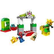 LEGO DUPLO Super Heroes 10893 Spider-Man vs. Electro - Stavebnica