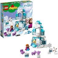 LEGO DUPLO Princess TM 10899 Zámok z Ľadového kráľovstva - Stavebnica