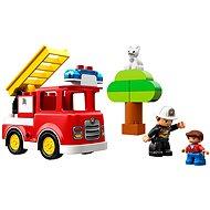 LEGO DUPLO Town 10901 Hasičské auto - Stavebnica