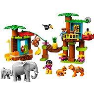 LEGO DUPLO Town 10906 Tropický ostrov - LEGO stavebnica