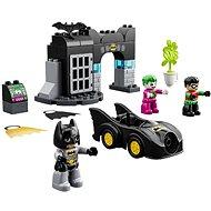 LEGO DUPLO Super Heroes 10919 Batmanova jaskyňa - LEGO stavebnica