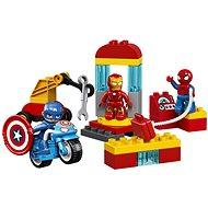 LEGO DUPLO Super Heroes 10921 Laboratórium superhrdinov - LEGO stavebnica