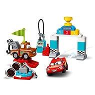 LEGO DUPLO Cars TM 10924 Pretekársky deň Bleska McQueena - LEGO stavebnica