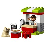 LEGO DUPLO Town 10927 Stánok s pizzou - LEGO stavebnica