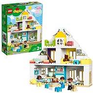 LEGO DUPLO Town 10929 Domček na hranie - LEGO stavebnica