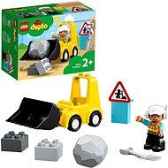 LEGO DUPLO Town 10930 Buldozér - LEGO stavebnica