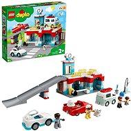 LEGO® DUPLO® 10948 Garáž a autoumyváreň - LEGO stavebnica