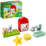 LEGO DUPLO Town 10949 Zvieratká z farmy - LEGO stavebnica