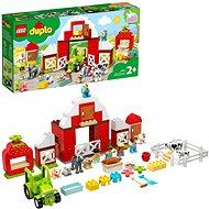 LEGO® DUPLO® 10952 Stodola, traktor a zvieratká z farmy - LEGO stavebnica