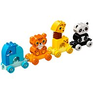LEGO DUPLO My First 10955 Vláčik so zvieratkami - LEGO stavebnica