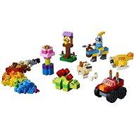 LEGO Classic 11002 Základná sada kociek - Stavebnica
