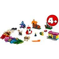 LEGO Classic 11004 Kreatívne okienka - Stavebnica