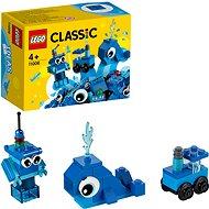 LEGO Classic 11006 Modré kreatívne kocky - Stavebnica