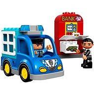 LEGO DUPLO 10809 Policajná hliadka - Stavebnica