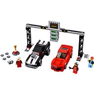 LEGO Speed Champions 75874 Chevrolet Camaro Dragster - Stavebnica