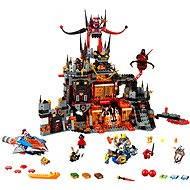 LEGO Nexo Knights 70323 Jestrov sopečný brloh - Stavebnica