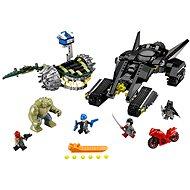 LEGO Super Heroes 76055 Batman: Zničenie v stokách - Stavebnica