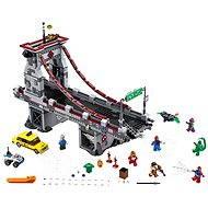 LEGO Super Heroes 76057 Spiderman: Úžasný súboj pavúčích bojovníkov na moste - Stavebnica