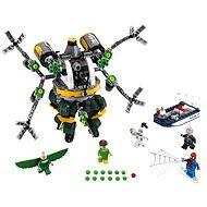 LEGO Super Heroes 76059 Spiderman: Pasca z chápadiel doktora Ocka - Stavebnica
