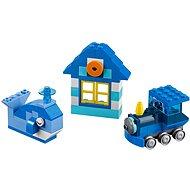 LEGO Classic 10706 Modrý kreatívne box - Stavebnica