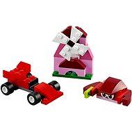 LEGO Classic 10707 Červený kreatívne box - Stavebnica