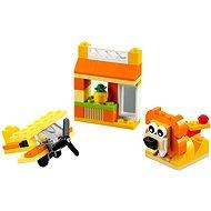 LEGO Classic 10709 Oranžový kreatívne box - Stavebnica