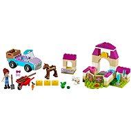 LEGO Juniors 10746 Mia a kufrík na farmu - Stavebnica